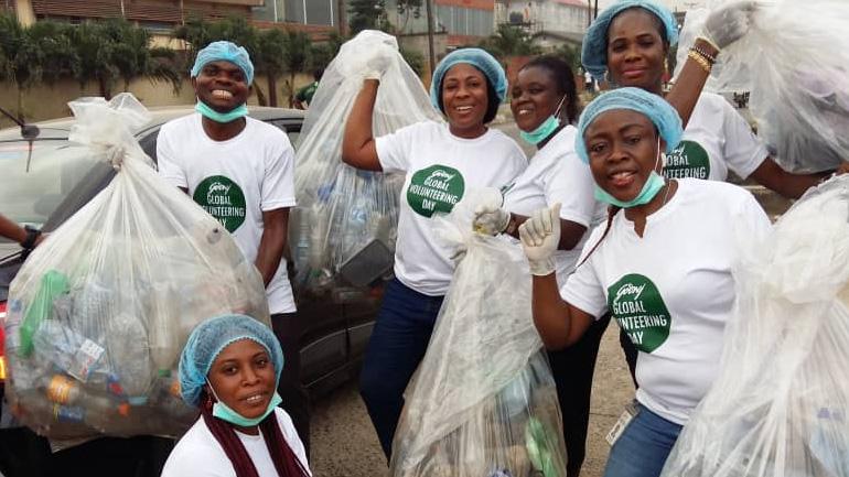 Godrejites recycle 6.4 tonnes of plastic waste